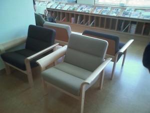蒲生町民の夢がこの椅子に