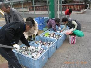 日本のゴミ収集