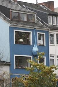 家には顔がある。そして鼻もある?