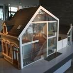典型的な住宅模型