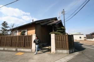 板倉の家と千里さん