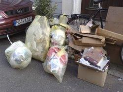 ゴミはどこも同じか