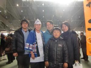 昨年1月福井県金沢市のどんぶりフェス