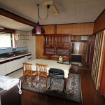 改造前のキッチン